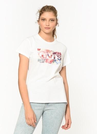 Levi's® Kadın Tişört The Perfect 17369-1512 Renkli